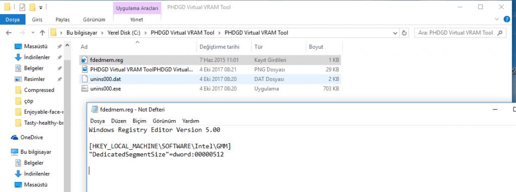 phdgd virtual vram tool pes 2017